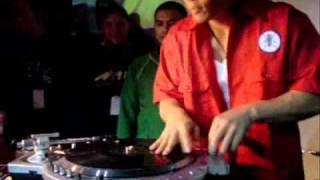 DJ Qbert, Dj Krime, Dj Eprom, Blady Kris -  Warszawa 2005