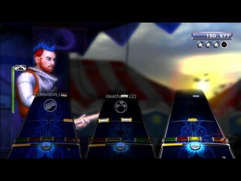 Rock Band 3 - Pain (Band) Gold