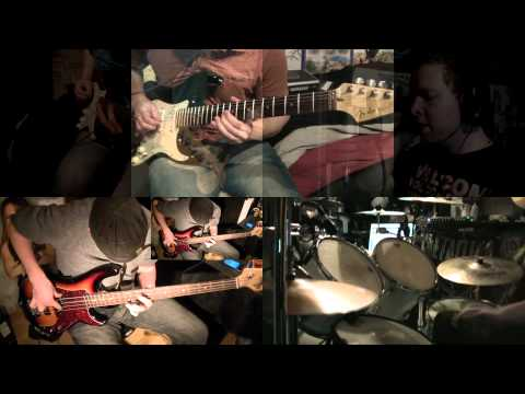 Muse - Hysteria - Full Band Cover By Vpo video