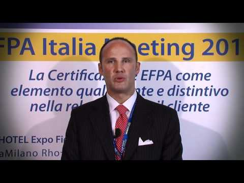 EFPA Italia Meeting - Paolo Federici, Fidelity Worldwide Investment