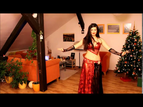 Badriyah - Bellydance Evolution Audition 2014