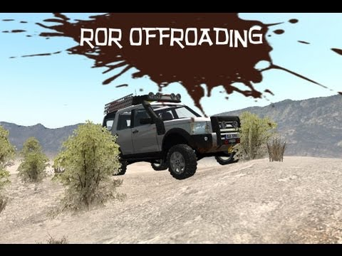 Amateur RoR Off-Roading