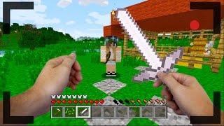 Realistic Minecraft - THE NEW GIRL'S BIG SECRET #3