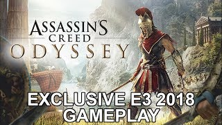 Assassin's Creed Odyssey - Exclusive E3 2018 Gameplay   DanQ8000