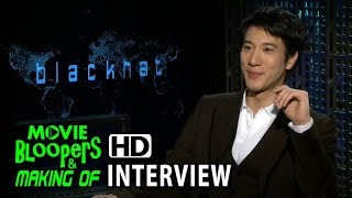 Blackhat (2015) Official Movie Interview - Wang Leehom