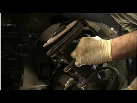 How to Replace Front Struts Part 1 - EricTheCarGuy