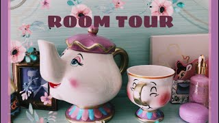 My Disney room| room tour!