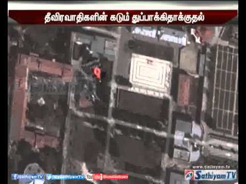 Taliban terrorist attack president's palace in Afghanistan - Sathiyam tv News