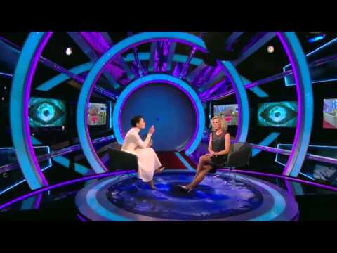 Emma Willis interviews runner up Katie Hopkins