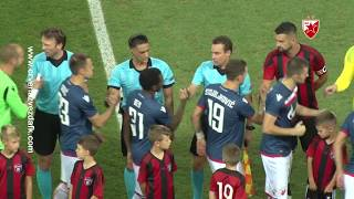 Spartak Trnava - Crvena zvezda 1:2, highlights
