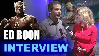 Injustice 2 Ed Boon Interview