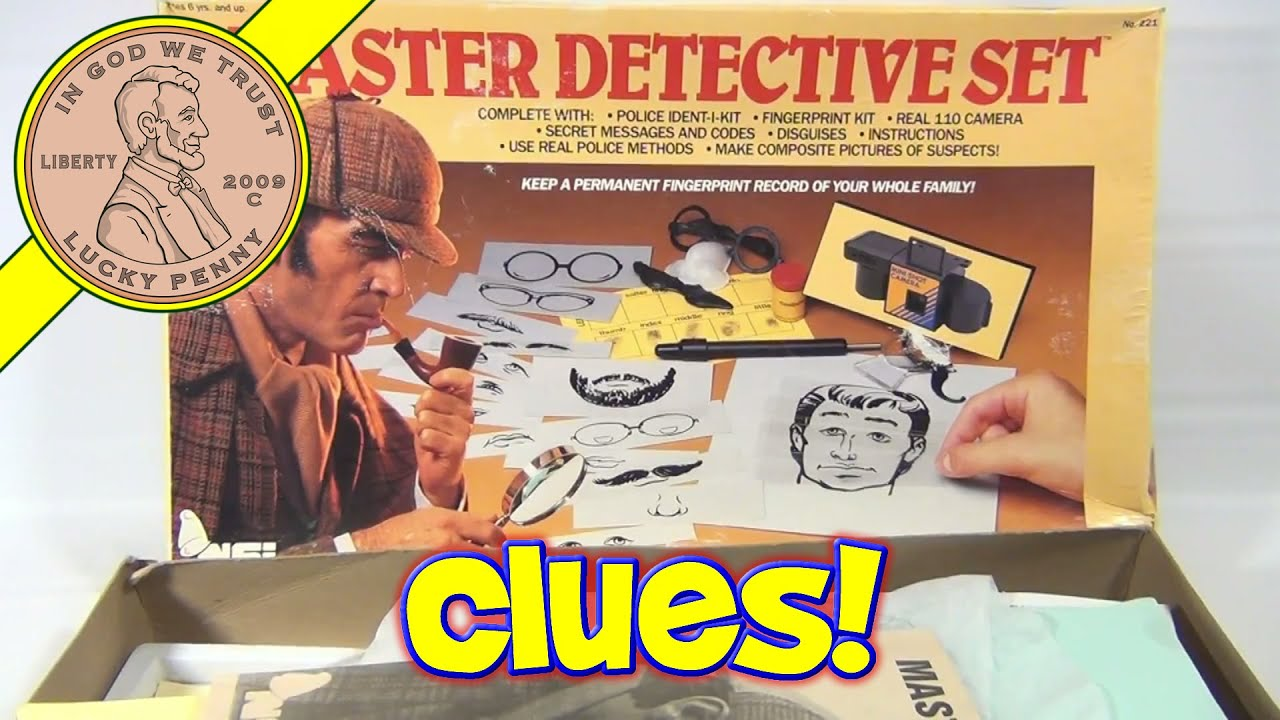 How to Make a Detective Kit