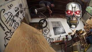 artificially intelligent warehouse bikers **AI BIKING**