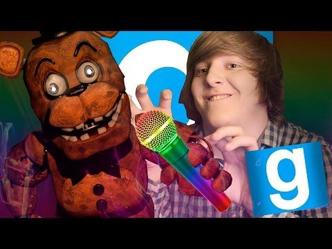 ЖУТКИЙ АТТРАКЦИОН В GMOD / Five Nights At Freddy's 3 Garry's Mod