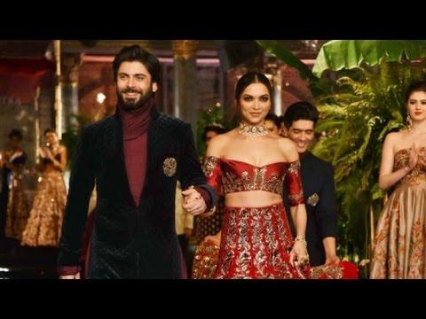 India Couture Week 2016: Deepika-Fawad look ravishing in Manish Malhotra's Ensemble