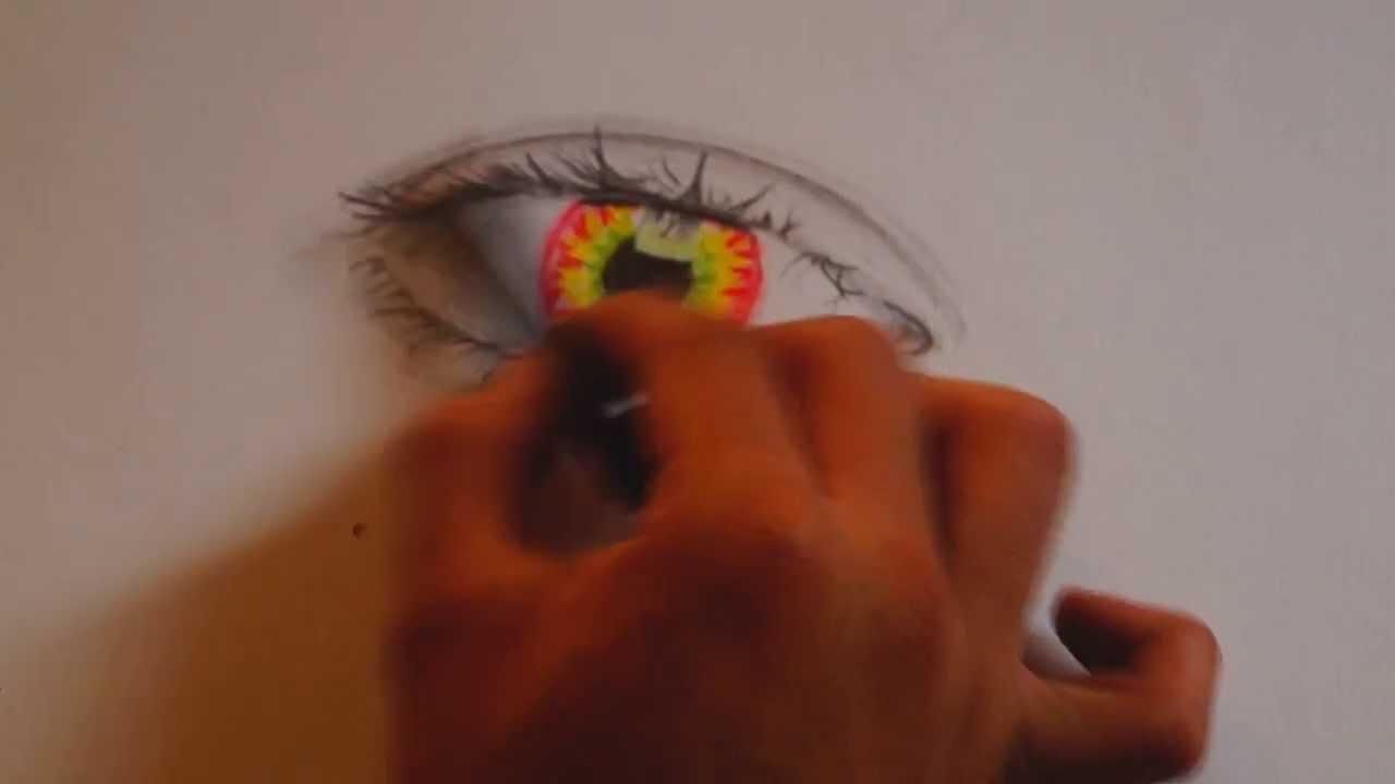 Dibujo Lapiz Ojo Ojo Reggae| Dibujo| Drase