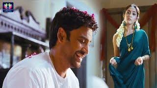 Sumanth And Sawika Chaiyadech First Night Scene || Latest Telugu Movie Scenes || TFC Movies Adda