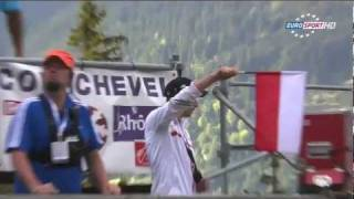 Kamil Stoch: 137 m – Courchevel HS 132