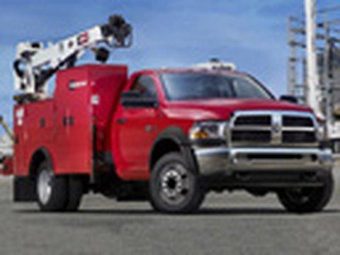 Dodge Ram Heavy Duty   2009 Chicago Auto Show   Edmunds.com