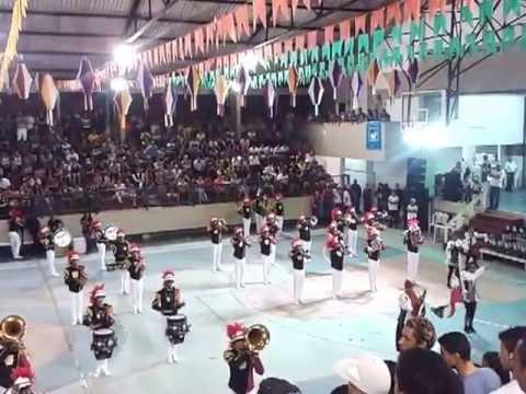 Marching Show Band Heitor Villa Lobos 2013 Igarassu Pe