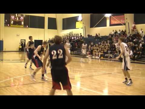 Chase Ward-McEwen: Arendell Parrott Academy vs North Raleigh Christian Academy