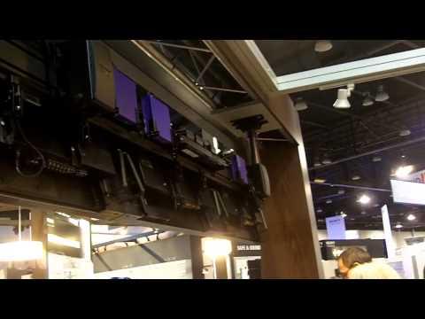 CEDIA 2013: Chief Shows Off Fusion Mount Line With a Menu Setup