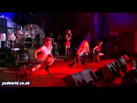 The Pussycat Dolls - Operation Myspace Live In Kuwait 2008