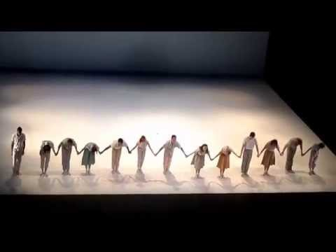 Curtain Call in Company B 10/25/15
