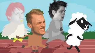 DE RACE NAAR DE FINISH! - (Ultimate Chicken Horse)