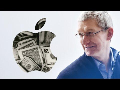 Сколько зарабатывает Apple за 10 секунд?