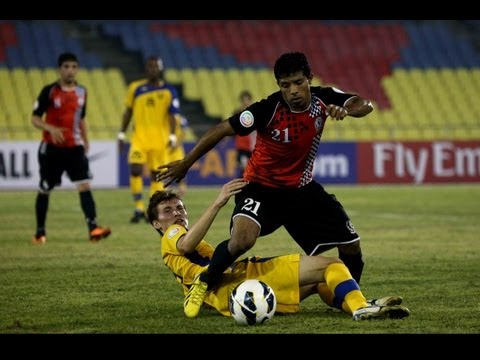 Match 2: Dordoi (KGZ) Vs KRL Football Club (Pak): AFC President's Cup 2013.