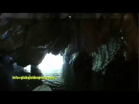WORLDS LONGEST UNDERGROUND RIVER, PALAWAN, PHILIPPINES