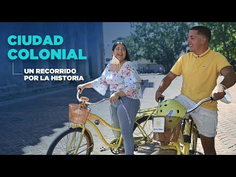 Ciudad Colonial, un recorrido por la historia | @MTurismoRD