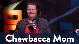 Chewbacca Mom Joins the Show! 1/5 | KiddNation
