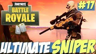 Fortnite: Battle Royale - KILLS OF THE WEEK ULTIMATE SNIPER #17 (Best Fortnite Kills)