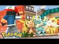 download Minecraft - Esconde-Esconde Pokemon X Y: Chespin, Fenekkin, Froagie e Ash
