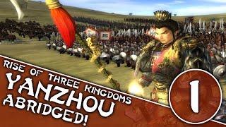 Medieval 2 TW: Rise of Three Kingdoms Abridged #1 | Yanzhou Campaign