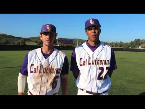 Baseball Post Game - April 1, 2016