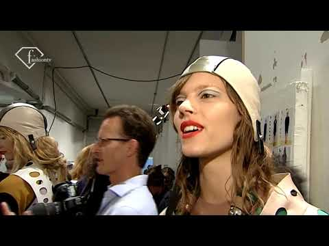 Freja Beha: No. 2 First Face S/S 2011 | FashionTV - FTV