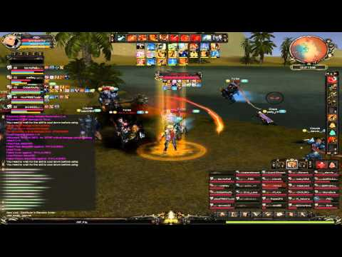 Shaiya Philippines - Crayola Guild PvP Part 12 [HD]