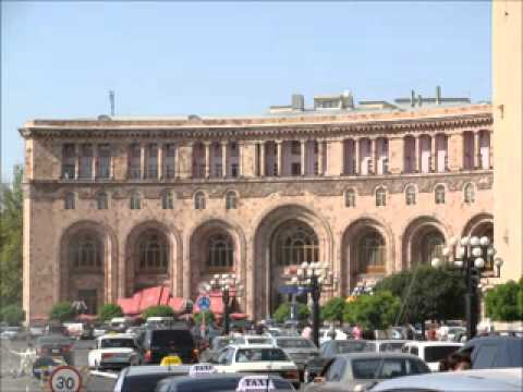 My Trip & Travel to Yerevan Armenia including images of the Armenian Genocide Monument and Museum