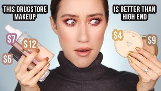 5 Drugstore Products I Choose Over High End