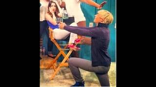 AUSTIN AND ALLY AND RAURA