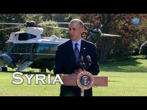 Obama's wars - Afghanistan, Libya, Iraq, Syria
