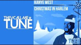 Watch Kanye West Christmas In Harlem video