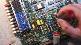 Keithley 168 DMM Teardown
