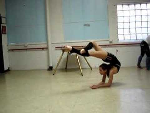 Movie clips contortion