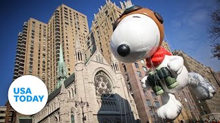 Macy's Thanksgiving Day parade in New York City | USA TODAY