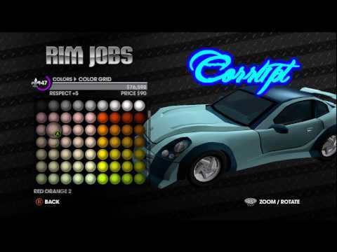 Custom Cars: Raycaster | Saints Row the 3rd | Corrupt Eclipse