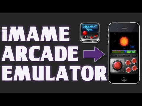 How to Install ROMs on iMAME - NO JAILBREAK - iMAME FREE Arcade
